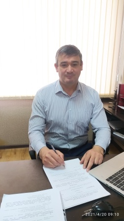 Жемухов Артур Юрьевич